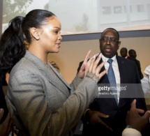 Rihanna refuse d'être une punching-ball et fait perdre 800 millions de dollars à Snapchat