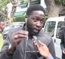 """Kilifeu de Y en a marre: """"Sénégalais yi douniou ay goor, ay défaillants laniou. Ils sont complices de Macky Sall"""""""