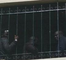 Images exclusives: Thierno Boucoum, Malick Gackou et Kilifeu dans la même cellule au Commissariat Central