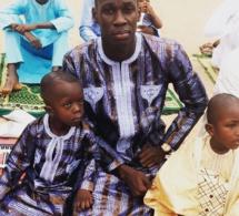 Photos : Baye Mbaye et Makh Pro élégants pour la Korité