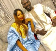 Admirez le sagnsé korité de Viviane et de son époux Tapha
