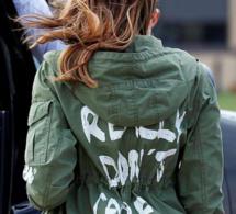 Melania Trump : «Je m'en fiche complètement»