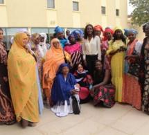 Coumba Gawlo Seck à la rencontre du mouvement associatif féminin mauritanien
