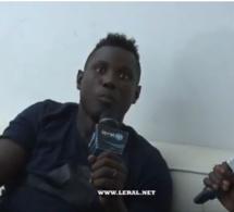 Vidéo : Le lutteur Wouly Wouliwat 100% délires sur Leral TV, regardez