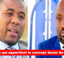 Usurpation du concept Geum Sa Bopp:  Bougane Guèye humilié à Cité Lamy chez Maodo Malick Mbaye . Les images parlent d'elles mêmes.