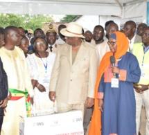Lancement des travaux de l'Espace Numérique Ouvert (ENO) de Kolda par le chef de l'Etat Macky Sall