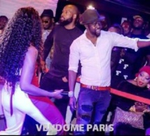 (6 photos) : Après la soirée de Pape Diouf, les artistes sénégalais s'éclatent en boîte de nuit à Paris