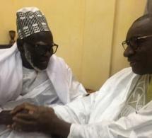 Me Sidiki Kaba chaleureusement reçu par le Khalif général des Mourides