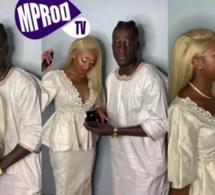 Mariage: Miss Sénégal France 2017 fait tomber Kara Mbodj