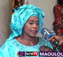 "Vidéo Gamou 2018 : Ndéye Coumba (artiste comédienne) « Maodo et moi"""