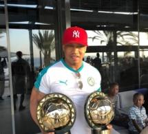 "Photos : Tribute au seul double ""Ballon d'Or"" sénégalais, Respect El Hadji Ousseynou Diouf !"