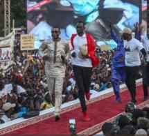 Photos : Youssou Ndour et Sanex font la course à Thiès, regardez