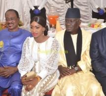 (Photos & Video ) Baptême : Massaly donne à sa fille le nom de Adja Khoudia Lo,la femme de Madicke Niang