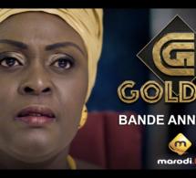 Découvrez la bande annonce explosive de la nouvelle série de Marodi, GOLDEN