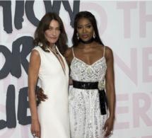 Anniversaire de Naomi Campbell… au Sénégal : les mots touchants de Carla Bruni Sarkozy