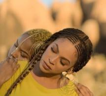 PHOTOS - Beyoncé, habillée par la sénégalaise Sarah Diouf