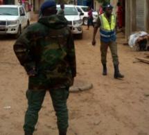 Photos : Destruction d'un ghetto à Dalifort