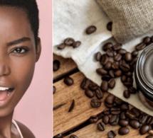 Masque au café pour raffermir le peau