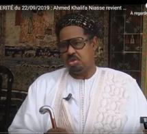 VIDEO- Ahmed Khalifa Niass revient sur la polémique et…