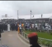 VIDEO: VISITE DU KHALIFE GÉNÉRAL DES MOURIDES À MASSALIKOUL DJINANE
