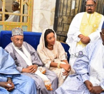 Les images du baptême royal de Cheikh Akhmadou Bamba, fils d'Ahmed Khalifa Niass