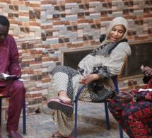 PHOTOS -  Après son succès au Grand Théâtre, Assane Ndiaye en toute complicité avec Diaga et Thione Seck
