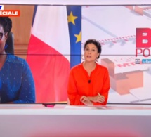 VIDEO Quand Sibeth Ndiaye fume une cigarette en plein direct sur BFMTV