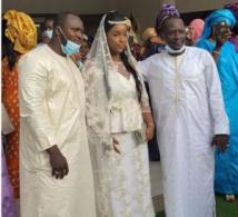 Contexte COVID-19 oblige ou  grande simplicité : Nora Bâ, la fille du ministre Amadou s'est mariée hier discrètement