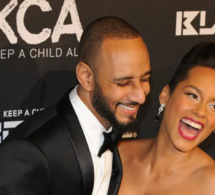 Alicia Keys affirme ne jamais se chamailler avec son mari Swizz Beatz