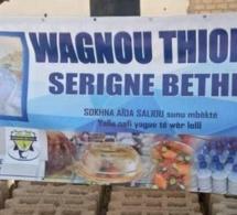 """Savourez en images, le ziar de la cuisine """"Wagnou Thioffel"""" auprès de Sokhna Aïda Saliou, ce 29 septembre à Madinatou Salam !"""