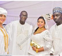 Mariage Vip de Amina Fall, fille de Dame Fall en images (Retro)