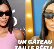 Des pâtissiers reproduisent Kim Kardashian en gâteau et le résultat est déstabilisant