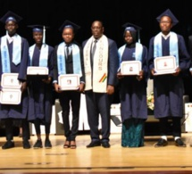 Concours général: Ndeye Awa Sarr, meilleure élève du Sénégal