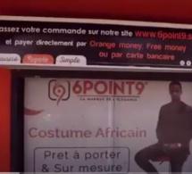 Success-story : Abdoulaye Dieng, patron de 6Point9, un jeune  parti de rien
