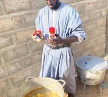 Photos/ Magal 2021: Bakar Ndiaye savoure le goût de ses marmites (Mbana)