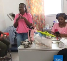 Journée de dépistage gratuit à la Maternité Binta Sonko de Diass : Kirène en lutte contre le cancer du sein et celui du col de l'utérus