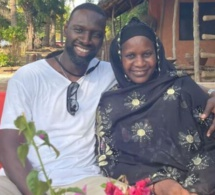 (PHOTOS) / En vacances à Dakar: Les clichés d'Omar Sy et de sa mère