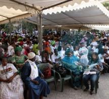 Les images du rassemblement des maires socialistes à l'hôtel de ville de Dakar