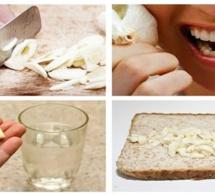 Ces 9 utilisations de l'ail au quotidien vont changer votre vie