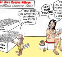 Exposition chez Kër Awa Koudou Ndiaye !!!!