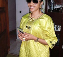 Sokhna Aidara en toute élégance