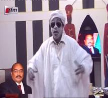 La Saint Valentin chez le Président de la Mauritanie, version kouthia
