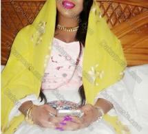 Images - Cheikh Seydina Saliou, le fils de Cheikh Béthio, épouse le mannequin Henriette Barboza et lui offre 5 millions...