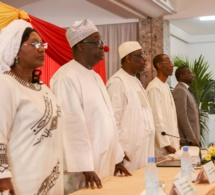 Ouverture Dialogue National (Images)