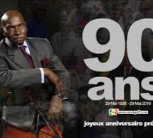"""Le message touchant des """"filles du Pds"""" à Me Abdoulaye Wade pour ses 90 ans"""