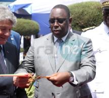 En images, l'inauguration du Centre Numérique de Services Atos pour l'Afrique de l'Ouest par le président de la République