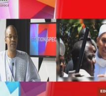 Vidéo - Les remarques de Mamadou Ibra Kane sur la libération de Karim Wade