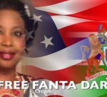 Fanta Darboe prend aussi 3 ans ferme : Elle était venue rendre visite à sa mère et son oncle, après 11 ans aux Etats Unis…