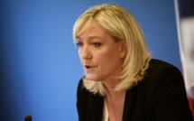 Marine Le Pen attaque violemment Sarkozy lors de sa rentrée politique