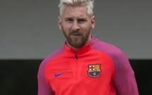 """Messi s'explique au sujet de ses cheveux blonds """"J'ai fait ce changement pour repartir de zéro"""""""